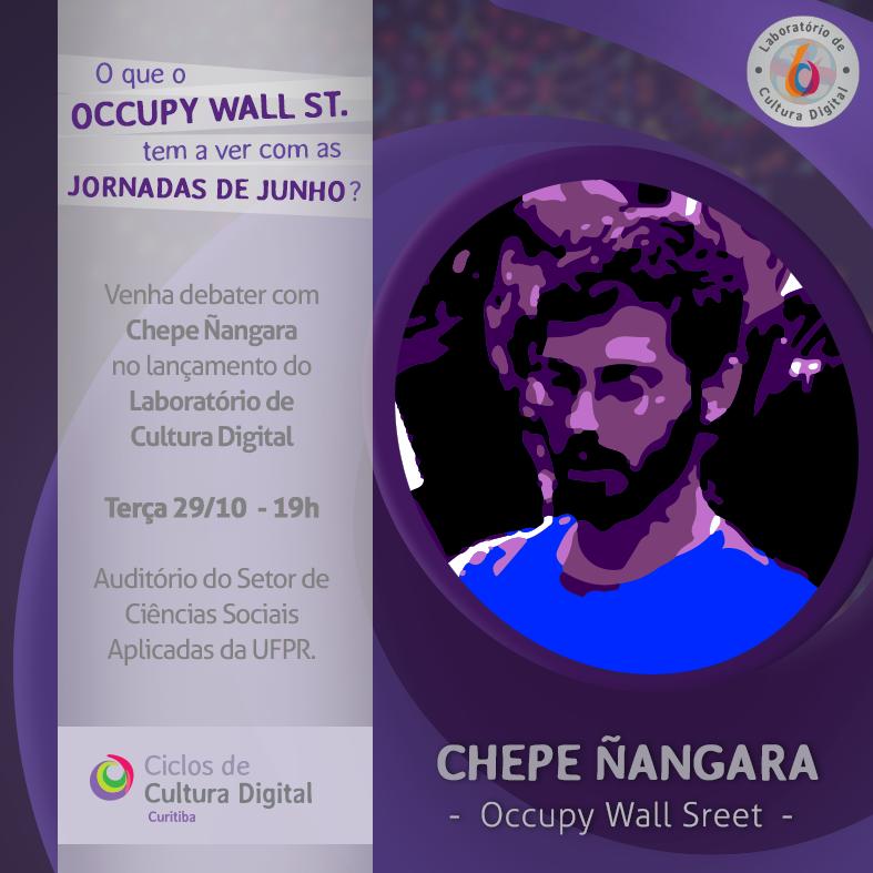 Occupy Wall Street - Chepe Ñangara