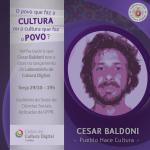 Pueblo Hace Cultura - Cesar Baldoni