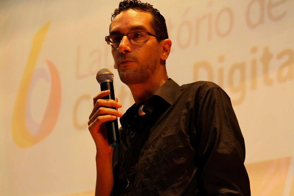 Bessem Krifa divulga Laboratório de Cultura Digital