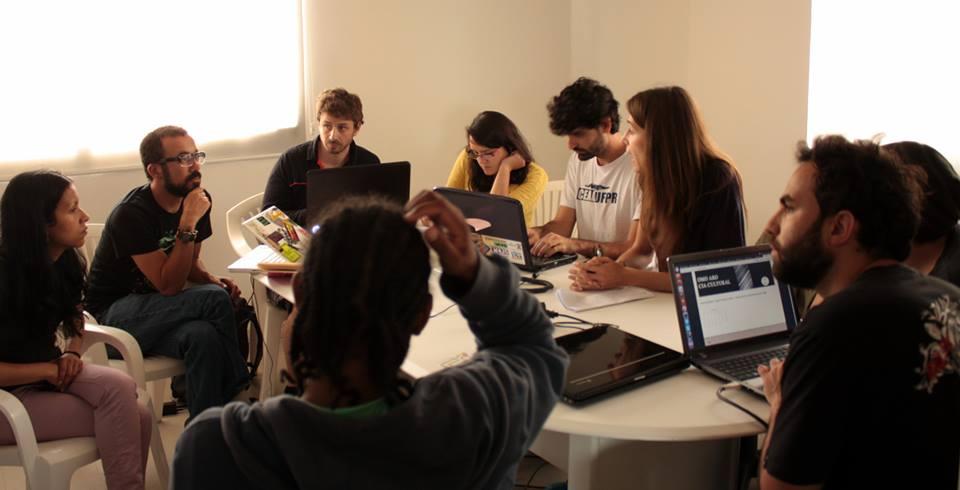 Primeira residência de cultura digital acontece em Curitiba