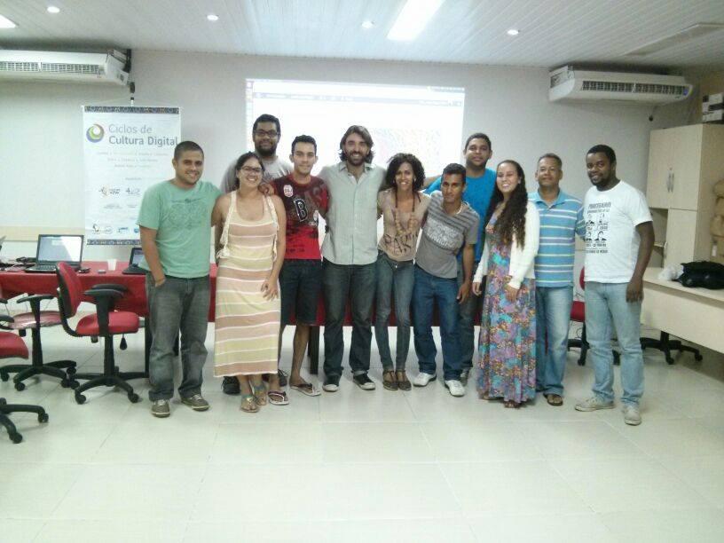 Ciclo de Cultura Digital chega a Aracaju