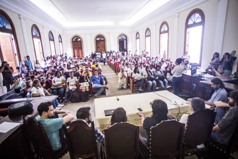 Ciclo de Cultura Digital presente no Encontro Latino Americano de Midiativismo