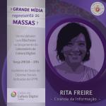 Ciranda da Informação - Rita Freire