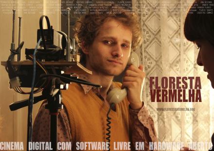 Floresta Vermelha e Olhar Contestado: cinema digital feito inteiramente com ferramentas livres